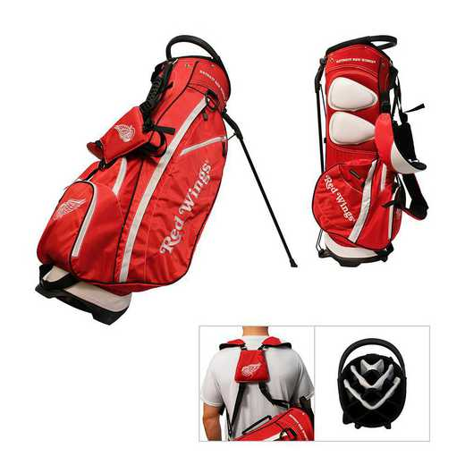 13928: Fairway Golf Stand Bag Detroit Red Wings